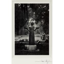 Small Crop Of Bird Girl Statue