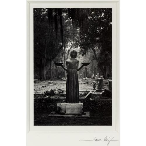 Medium Crop Of Bird Girl Statue