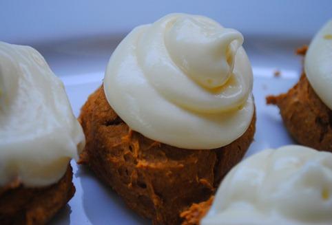 pumpkin spice cookies 065