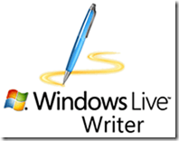 windows live writer logo