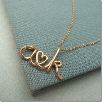 etsy necklace