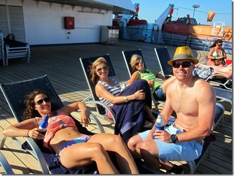 cruise 139