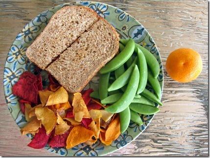 PB & J Lunch