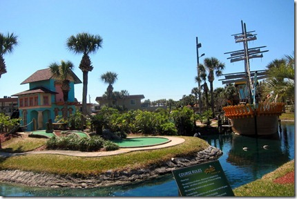 Fiesta Falls Mini Golf