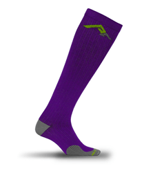 pro compression purple