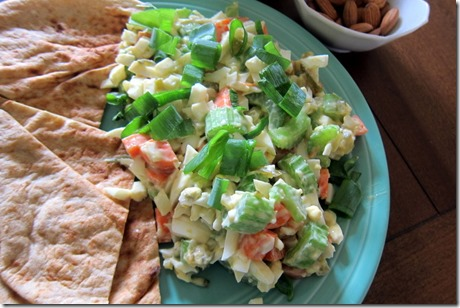 healthy egg salad recipe
