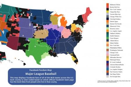 facebook data reveals baseball territories across the