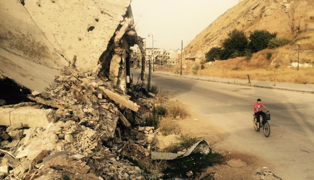 "On Oct. 27, FRONTLINE Journeys ""Inside Assad's Syria"" | Press Release + Trailer"