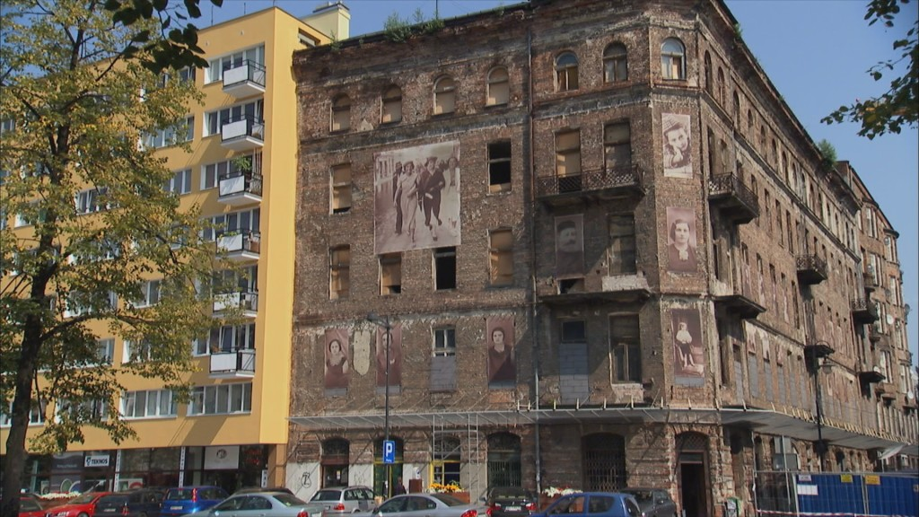Returning to the Haunted Ground of the Warsaw Ghetto | Never ...