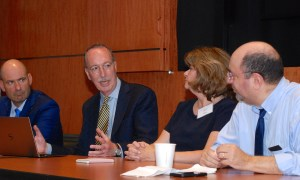 Panel explores the question: Are journalists 'enemies of the people'?