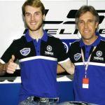 Guillermo Llano, piloto del Team Yamaha Stratos en el FIM CEV Superbike