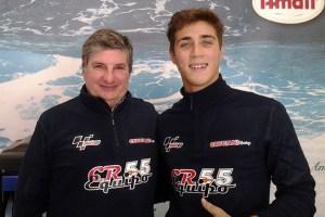 Oliviero Cruciani e Alex Bernardi