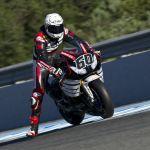 Sykes, mejor tiempo en Jerez. Brilla Xavi Forés