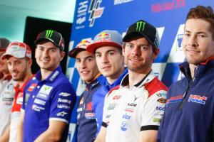 Rueda de Prensa Gran Premio de Australia MotoGp