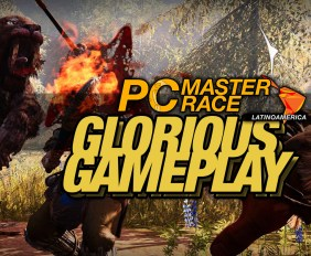 PCMR Glorious Gameplay FCP