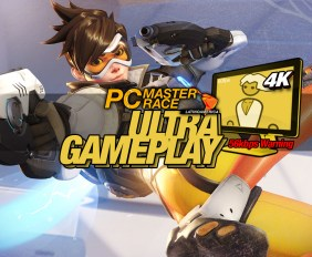 PCMR Ultra Gameplay TRACER