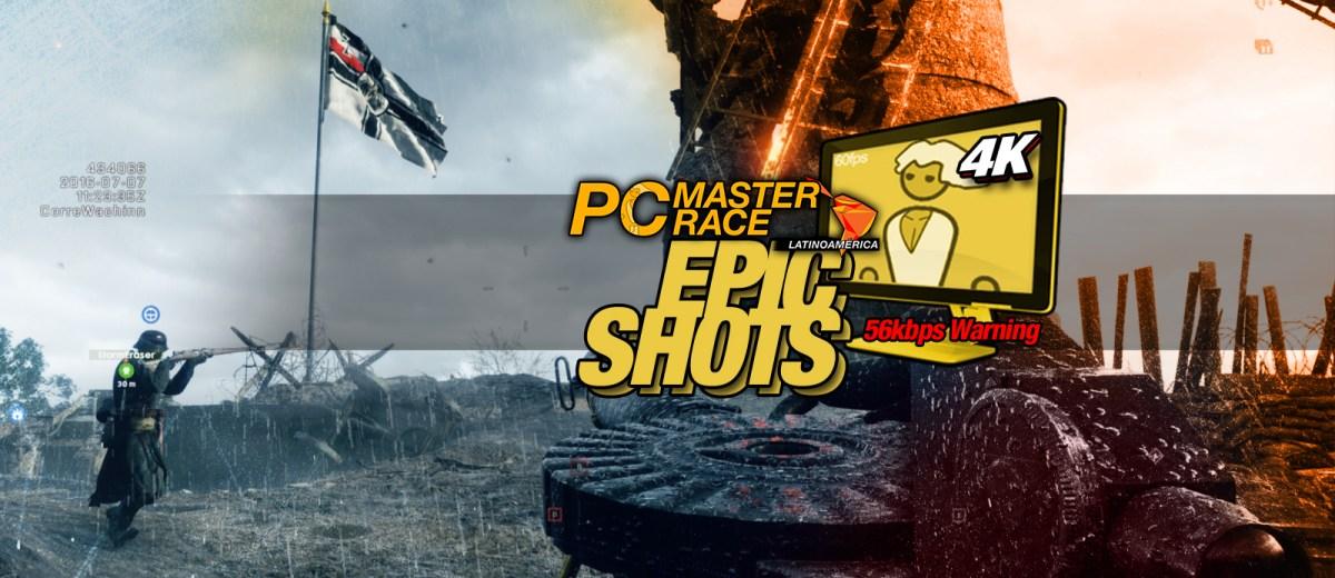 PCMR Epic Shots BF1ALPA
