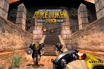 Duke Nukem 3D World Tour Leak 4 featured
