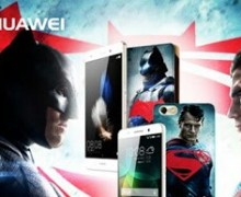 Sponsori Film Batman vs. Superman, Huawei Tawarkan Merchandise