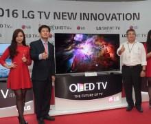LG Kenalkan Lini TV Terbarunya