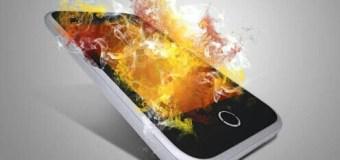 Smartphone-mu Menjadi Panas? Ini Penyebabnya!