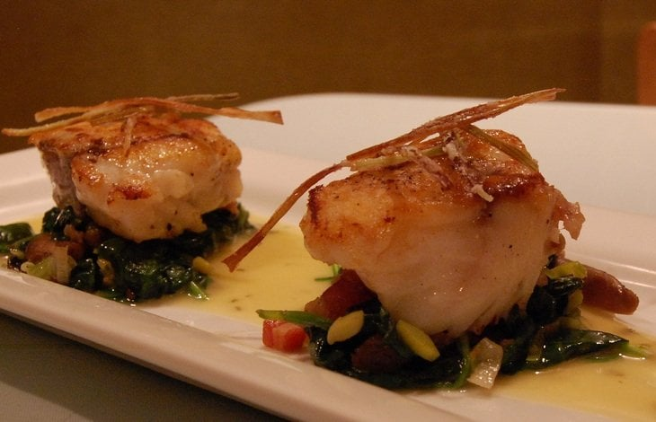 News releases philip carter winery of virginia for Monk fish recipes