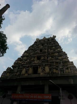"Temples like this one  in  Bangalore, resemble "" Ancient Flying Machines"" or ""Vimanas"""