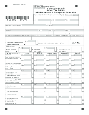 image of Print Colorado Tax Form Dr 0104ad 01
