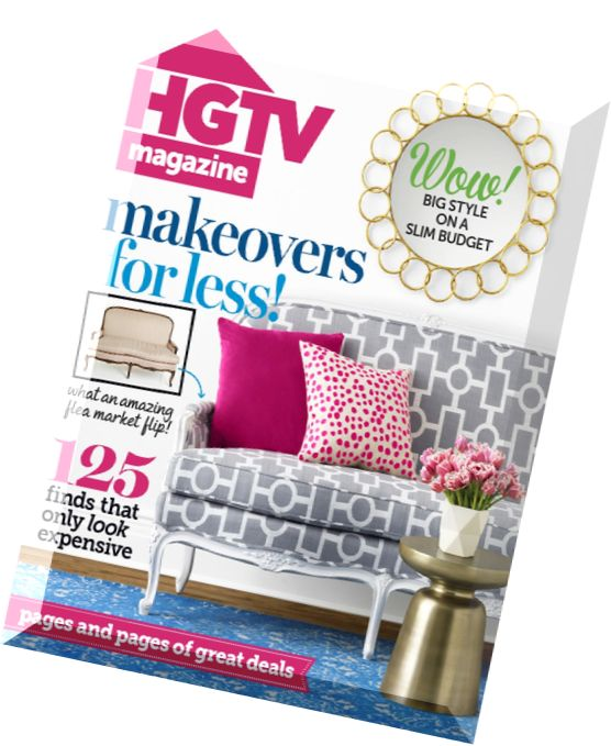 what is hgtv magazine 8
