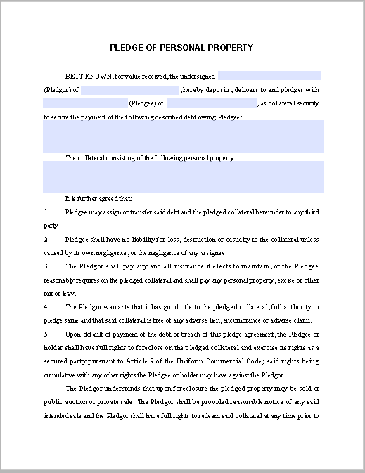 Doc11911685 Money Contract Template Doc11911685 Money – Money Contract Template