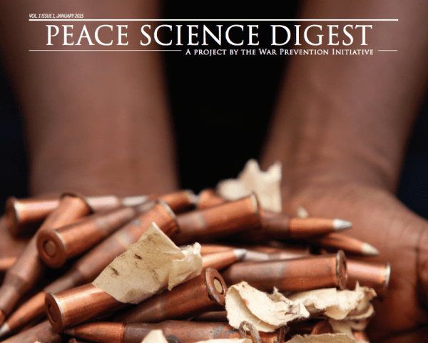 Announcing the Peace Science Digest