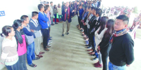 Pedagogy of Nonviolence: Students Look into Lessons of Peacemaking (Nagaland, India)