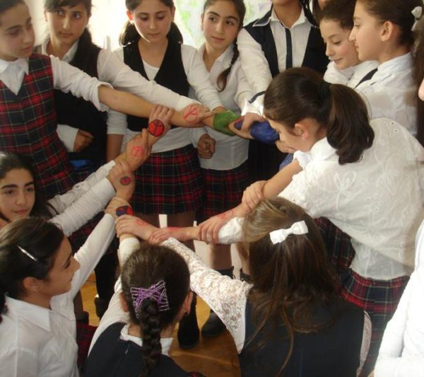 The importance of Peace Education in ending violence and conflict (Armenia)