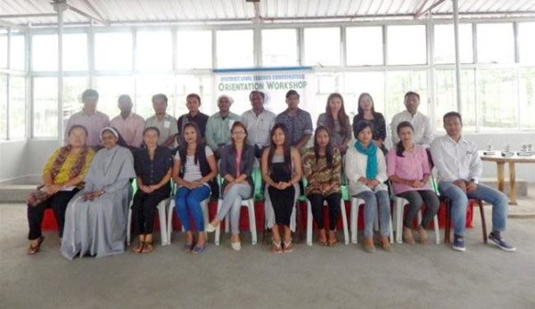 Peace channel conducts orientation for teachers (Nagaland, India)