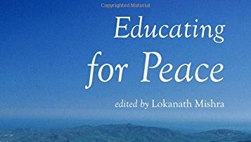 New Book: Educating for Peace