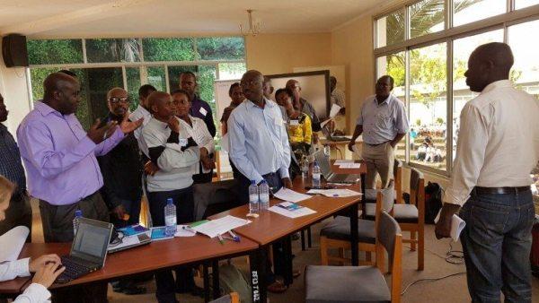 Kigali Genocide Memorial hosts Peace & Values Education Workshop
