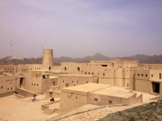 The 13th-14th Century Bahla Fort in Oman. Oman played a key role in bringing Iran and the P5+1 together at the negotiating table.