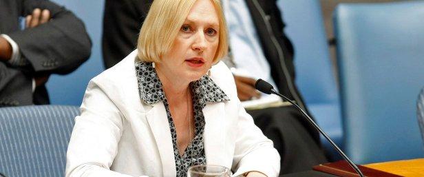 UNFICYP-Chefin, Elizabeth Spehar