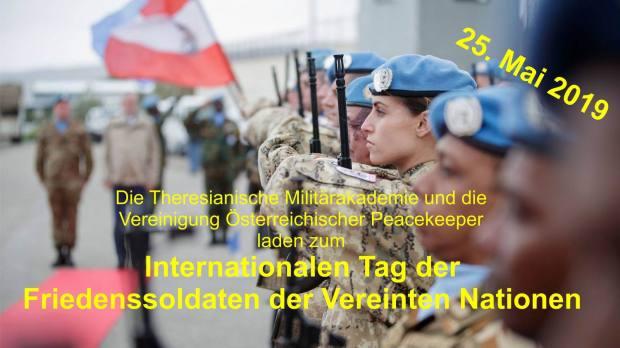 GrößenänderungInternationaler Tag der Peacekeeper