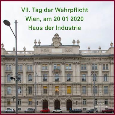 20 01 2018, WIEN, Haus der Industrie