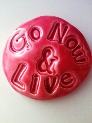 go now and live soul candy