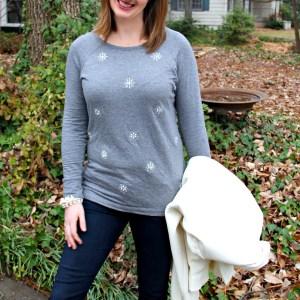 Winter White – A Fashion DO but NO Denim