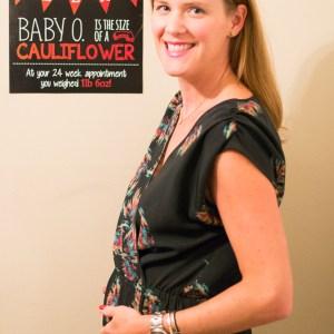 August Pregnancy Update