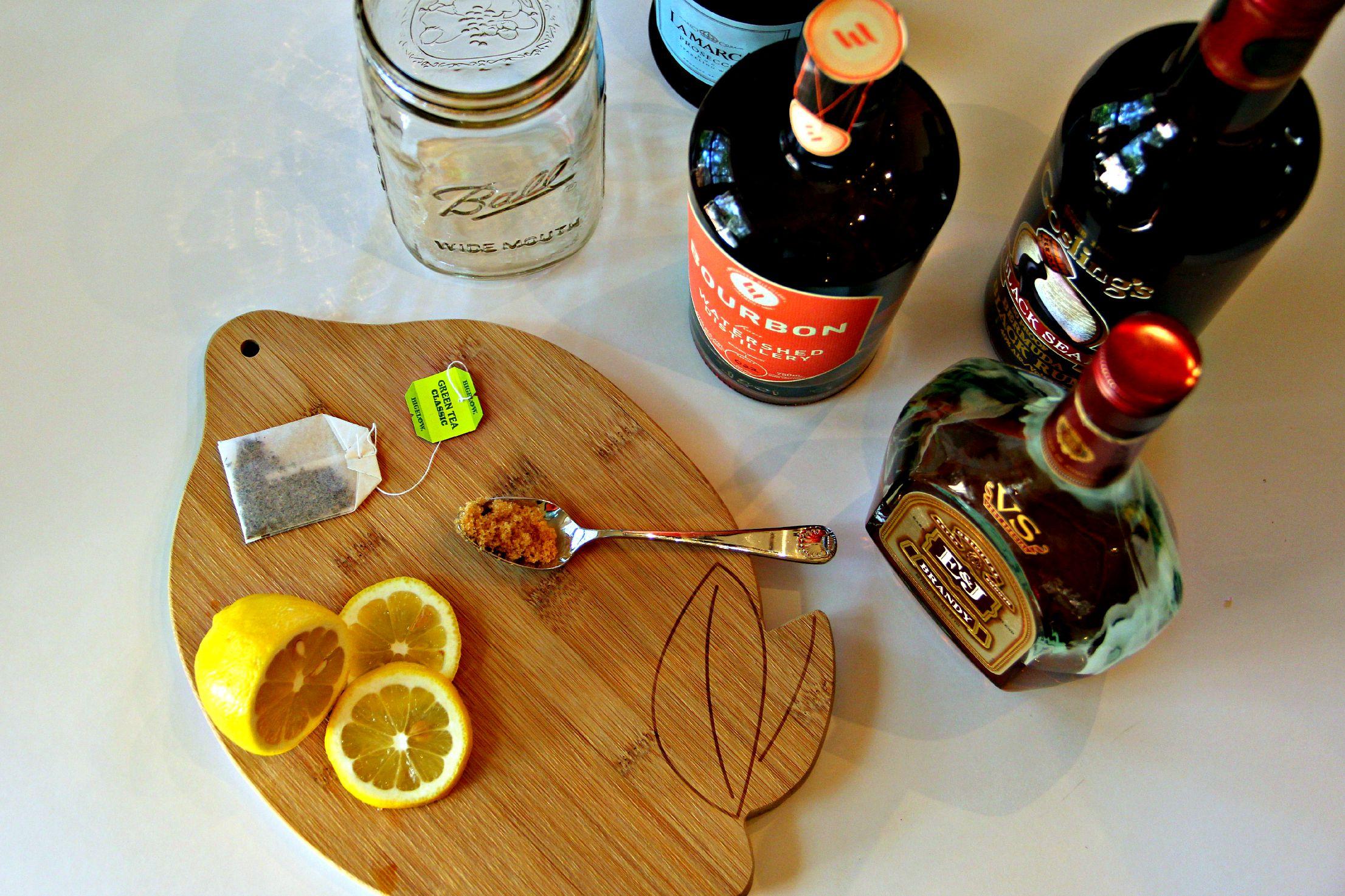 Best Georgia Party Cocktail – Peachtree Roadies