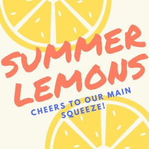 The Best Ways to Use Lemons this Summer