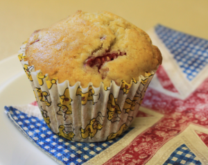 Muffiny goodness.