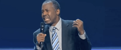 Ben Carson: America was founded as a Christian Nation