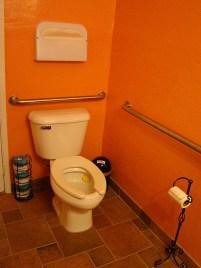 Tuscan Restroom Decor