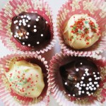 Peanut Butter and Marshmallow Truffles