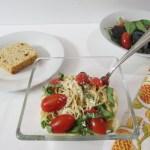 A Healthy Italian Dinner
